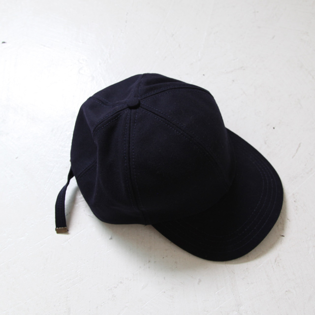 Engineered Garments Crew Cap - Uniform sarge - Silver and Gold Online Store