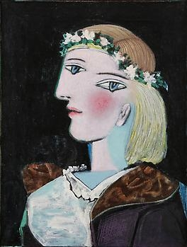 Picasso and Marie-Thérèse - April 14 - July 15, 2011 - Gagosian Gallery