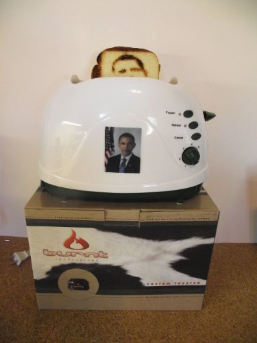 Amazon.com: Obama Toaster: Kitchen & Dining