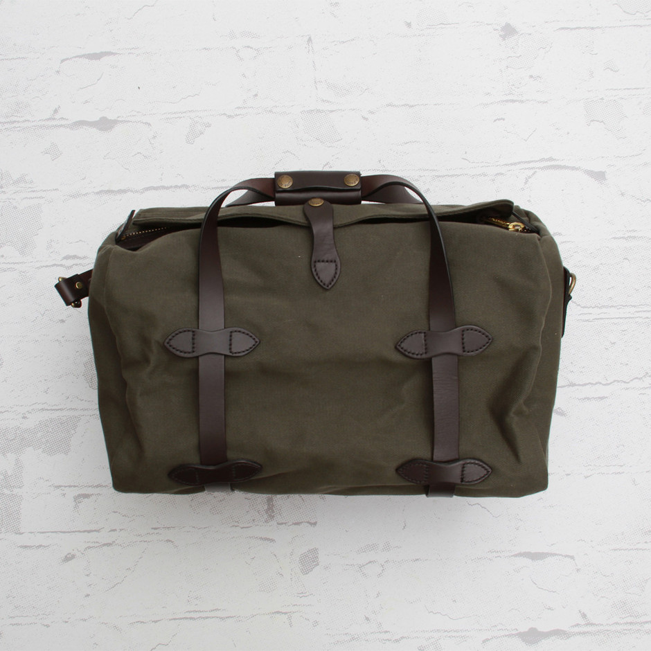 CNCPTS / Filson Medium Duffle Bag (Otter Green)