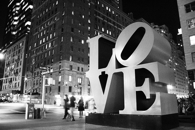 Love, Midtown, New York City, NY | Flickr - Photo Sharing!