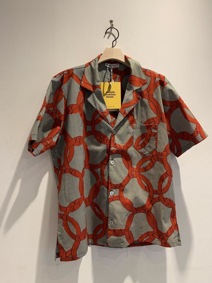 【MAISON CHATEAU ROUGE】CHEMISE ABACOS | STAFF OUTFIT | ADAM ET ROPE'(アダムエロペ)