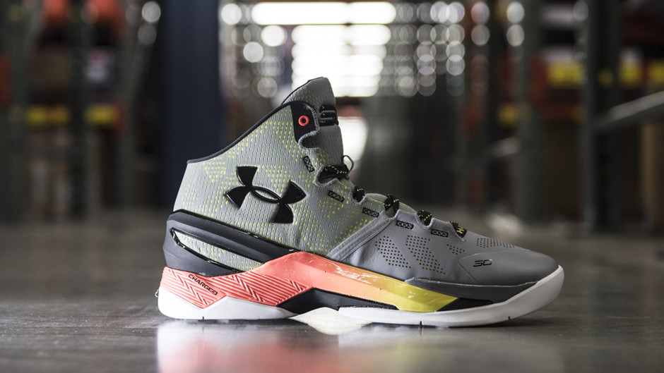 Up Close with the Under Armour UA Curry Two Iron Sharpens Iron | Sole-U