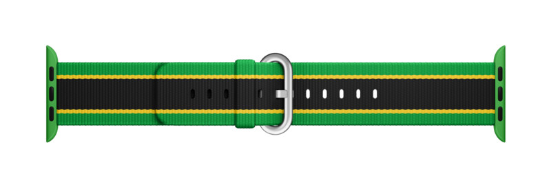 These Olympic Apple Watch Bands Are Worth a Trip to Brazil | GQ