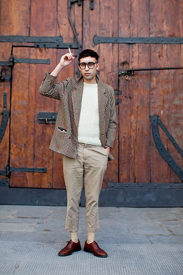 On the Street…..The Fortezza, Florence | MENS WEARS