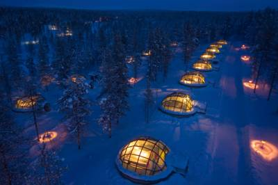 10 Spectacular Hotels That Make Us Say Wow