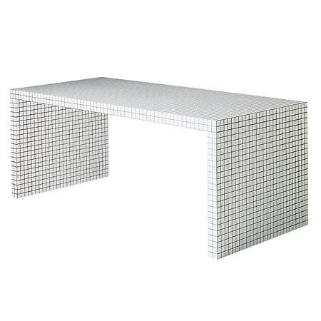Quaderna Bench By Superstudio For Zanotta - contemporary - benches - other metros - by unicahome.com