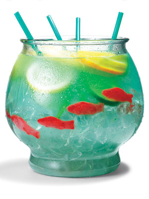 Drinking Man's Guide to Summer: The Fish Bowl   Maxim