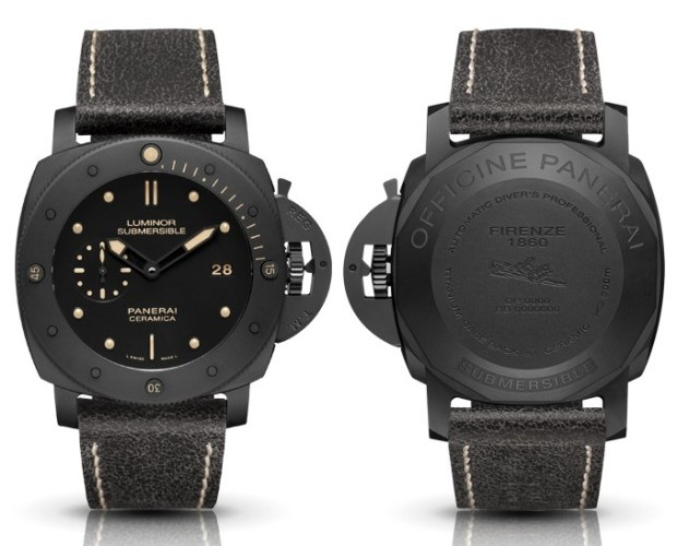SIHH 2013 Review – Panerai Revealed Four Special Editions | Watch Review