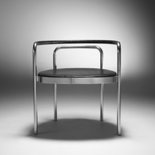 660: Poul Kjaerholm / PK 12 armchair < Important Design, 20 May 2008 < Auctions | Wright