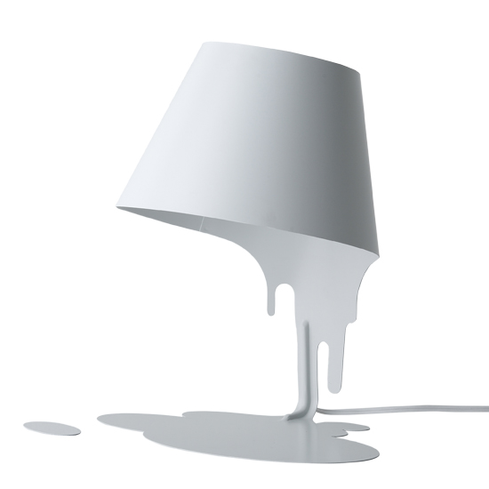 - kyouei design - Liquid Lamp tabl