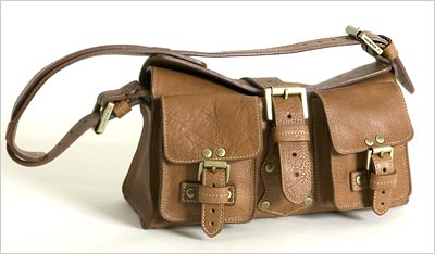 A genuine Mulberry handbag in a choice of colours (model: Blenheim)
