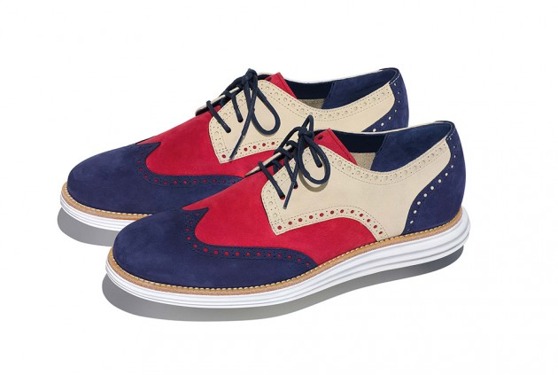 Cole Haan LunarGrand & Harrison Oxfords Special Edition - Summer 2012 | FreshnessMag.com