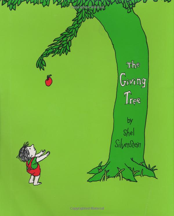 Amazon.co.jp: The Giving Tree: Shel Silverstein: 洋書