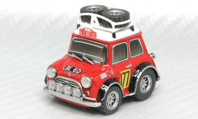 Morris Mini Cooper Rally Choroq Size Hand Made Elaborate Refined Model Kits | eBay