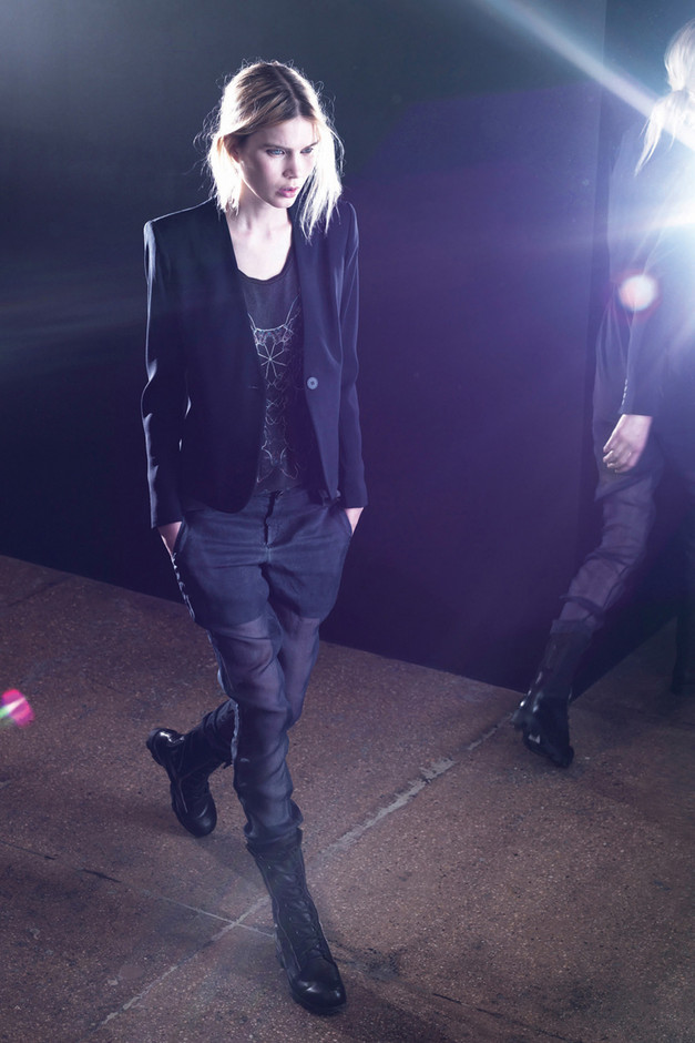 Pre-Fall 2012 | Theyskens' Theory