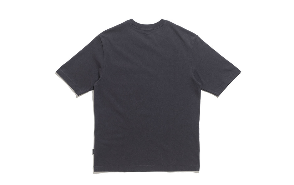 Men's Organic Cotton Midweight Pocket Tee-INBK