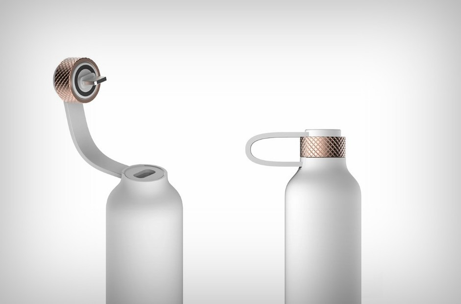 Philips introduced external battery for iPhone in the form of a bottle | AppleApple .top world news
