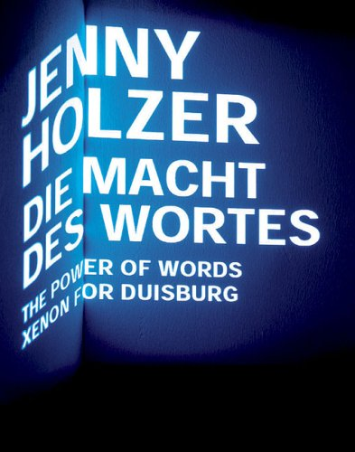 Amazon.co.jp: Die Macht Des Wortes / I Can't Tell You: Jenny Holzer, S ke Dinkla, Abigail Guay: 洋書