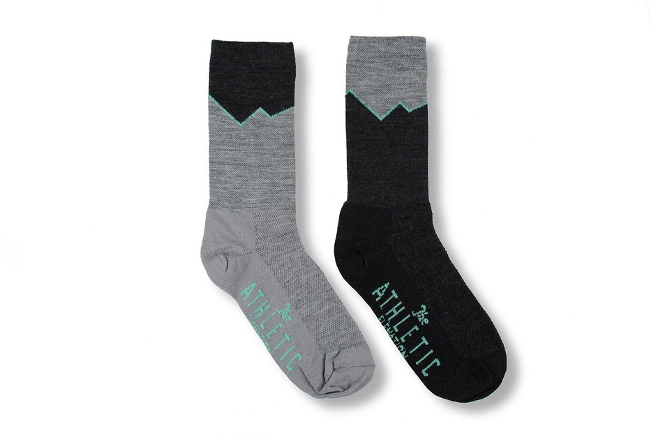 Elevation V2 - Charcoal/Grey — The Athletic