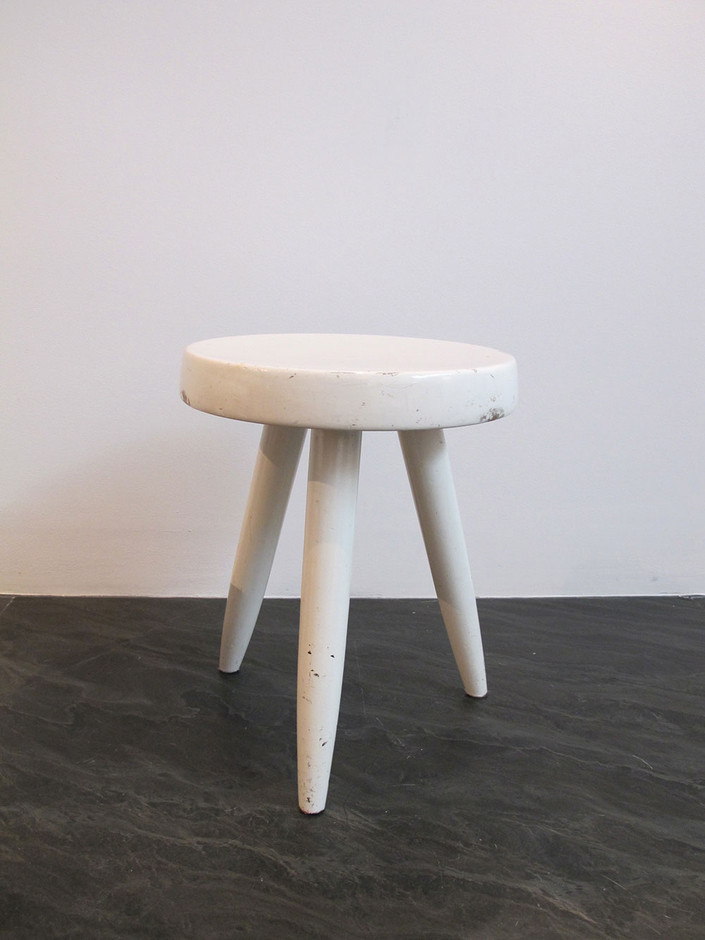 Charlotte Perriand, Tabouret haut - Galerie Downtown
