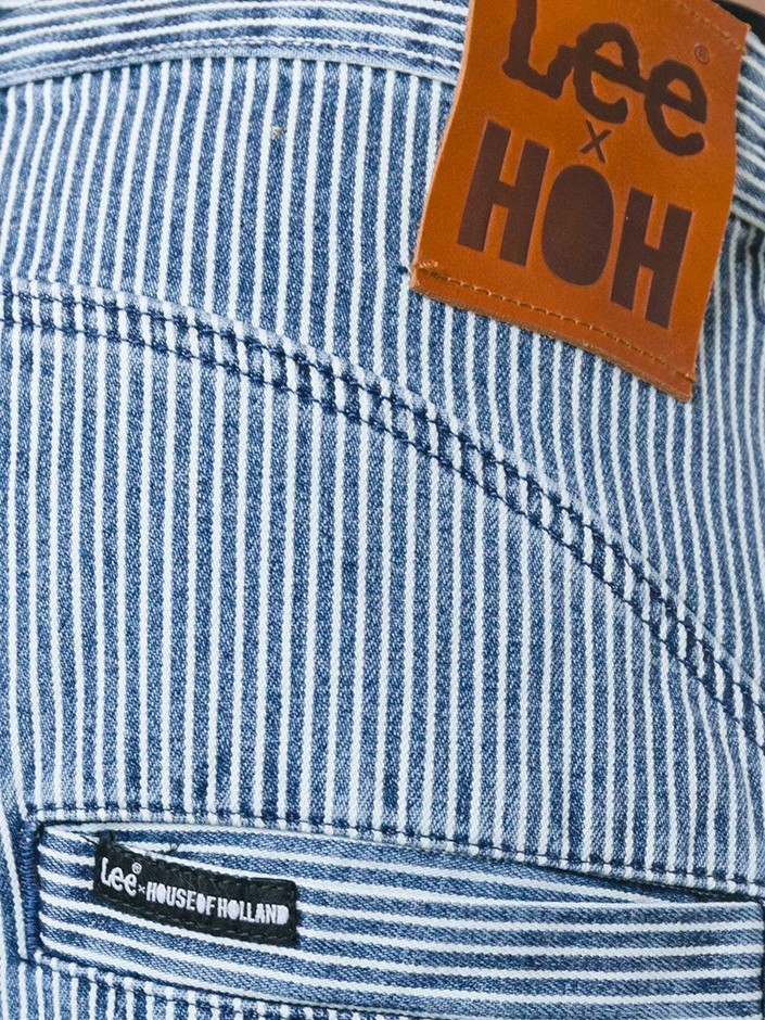 House Of Holland Hoh X Lee Collaboration ショートパンツ - House Of Holland - Farfetch.com
