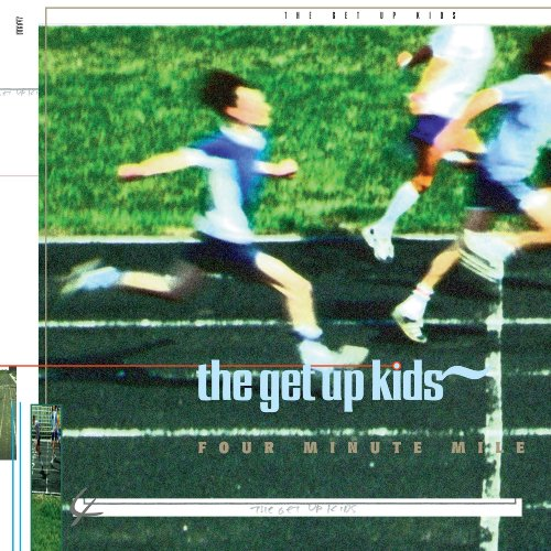 Amazon.co.jp: Four Minute Mile: Get Up Kids: 音楽