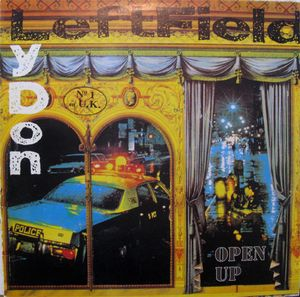 Leftfield, Lydon* - Open Up (Vinyl) at Discogs
