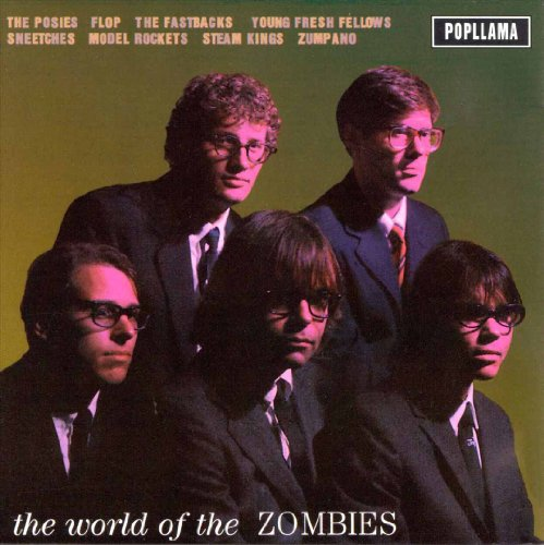 Amazon.co.jp: World of the Zombies: Tribute to Zombies: 音楽