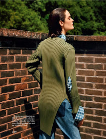 the Chicest Degree: Sam Rollinson by Alasdair McLellan for The Gentlewoman #10