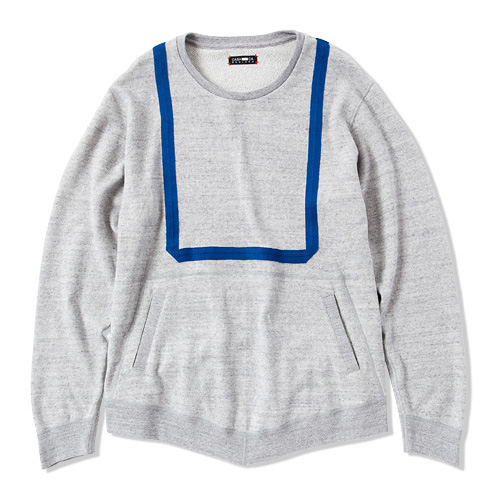 LINE KNIT SWEATER | COLLECTION | CASH CA | カシュカ