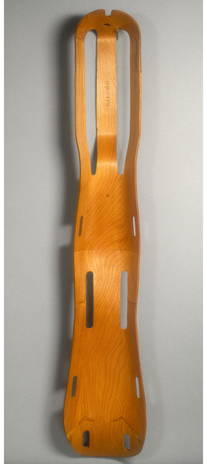 MoMA | The Collection | Charles Eames and Ray Eames. Leg Splint. 1942