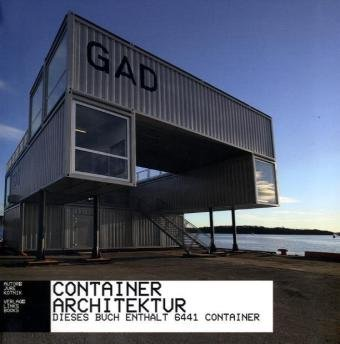 Amazon.co.jp: Container Architecture: This Book Contains 6441 Containers: Jure Kotnik: 洋書