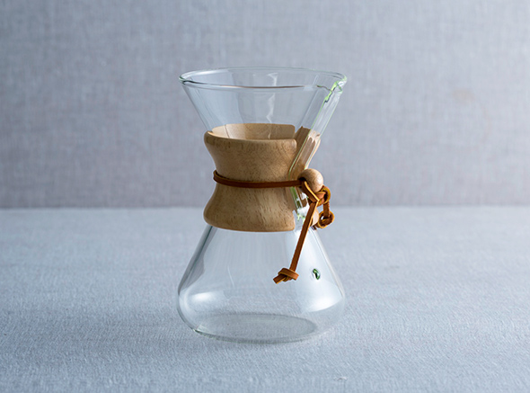 Chemex Coffeemaker — ACCESSORIES -- Better Living Through Design