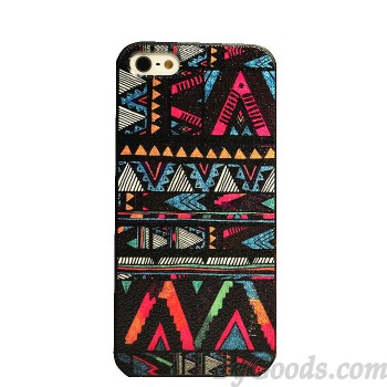 Bohemian Colorful Totem Iphone 4/4s/5 Case - Creative Iphone Cases - Iphone Accessories
