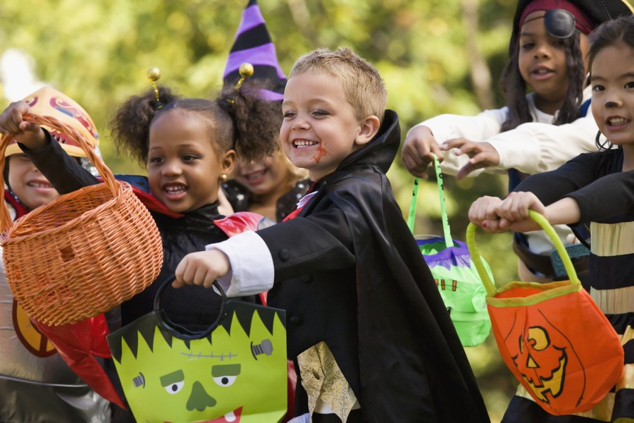 Brighton Ford : Livingston County Trick-or-Treating Times