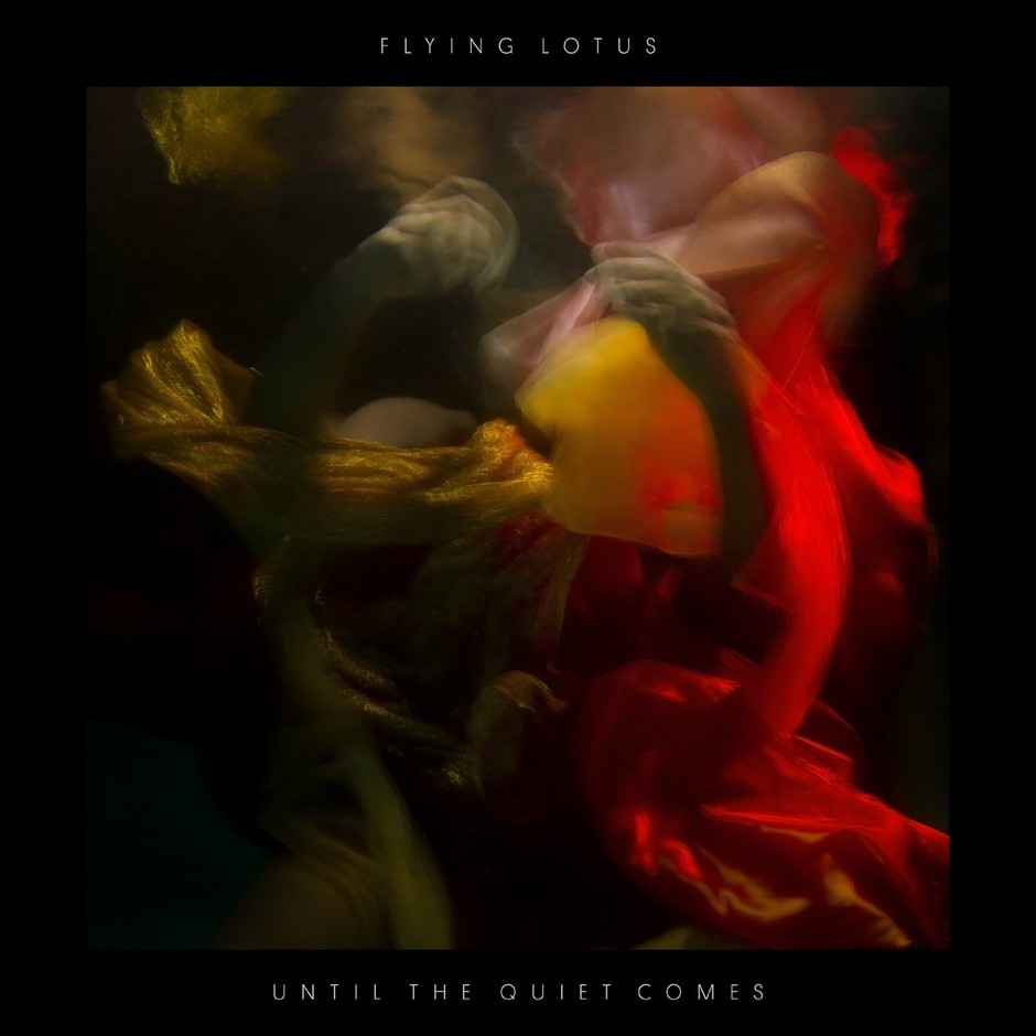 FLYING LOTUS (2LP) タイトル名:UNTIL THE QUIET COMES