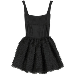 Miu Miu Corset mini dress - Polyvore