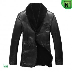 Men's Leather Jackets CW833211