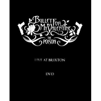 BULLET FOR MY VALENTINE - Live At Brixton - DVD - On Parole Shop