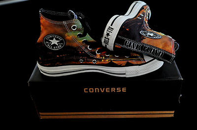 Converse Pink Floyd Animals Cover Rare Chuck Taylor All Star Size Available   eBay
