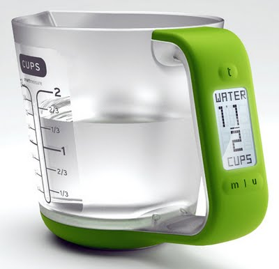 Gadget Geeks: Smart Cup for Measuring