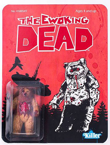 buythistoy? | The ewoking dead Killer Bootleg by Killer Bootlegs...