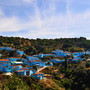 Júzcar – The Spanish Village that Voted itself Blue ~ Kuriositas