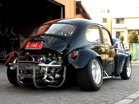 VW BEETLE BAJA BUG : SKOOL OF DAZE