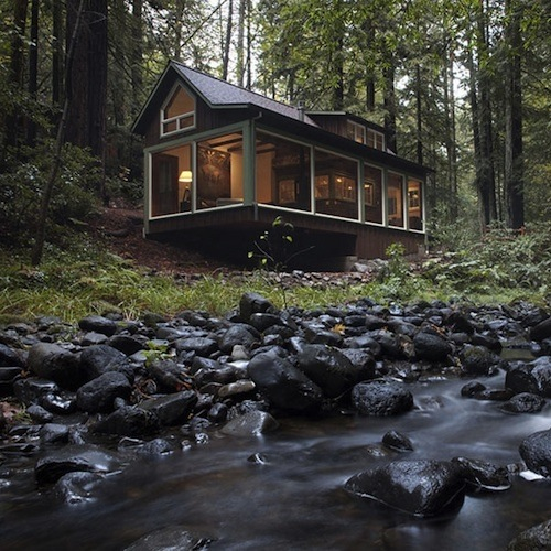 Yummy cabin! | With love and light