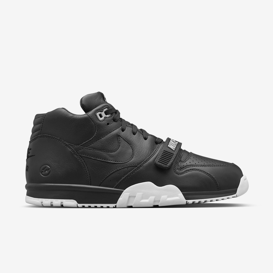 hot sale online 100df 7a27d NIKE NIKELAB FRAGMENT COURT AIR TRAINER 1 ナイキコート エア トレイナー 1 MID x フラグメント  メンズシューズ