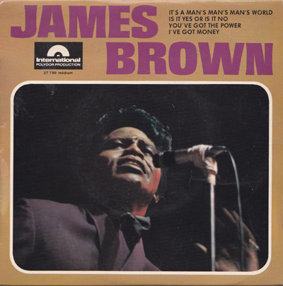 Images for James Brown - It's A Man's Man's Man's World
