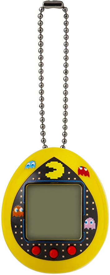BANDAI 42851 Tamagotchi Nano-Pac-Man Yellow Version-Feed, Care, Nurture, with Chain for on The go Play-Electronic Pets: Amazon.co.uk: Toys & Games