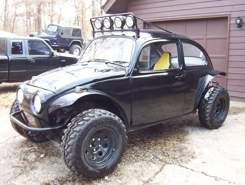 1974 VW Beetle Baja - Pirate4x4.Com Bulletin Board